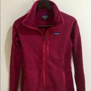 Patagonia jacket fleece